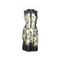 Authentic Second Hand Prada Floral Print Dress (PSS-866-00031) - Thumbnail 0