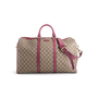 Authentic Second Hand Gucci GG Supreme Duffle Bag (PSS-A20-00002) - Thumbnail 0