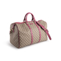 Authentic Second Hand Gucci GG Supreme Duffle Bag (PSS-A20-00002) - Thumbnail 1