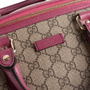 Authentic Second Hand Gucci GG Supreme Duffle Bag (PSS-A20-00002) - Thumbnail 5
