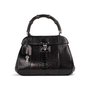 Authentic Second Hand Gucci Lady Lock Python Tote (PSS-A17-00002) - Thumbnail 0
