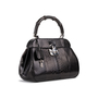 Authentic Second Hand Gucci Lady Lock Python Tote (PSS-A17-00002) - Thumbnail 1
