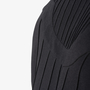 Authentic Second Hand Prada Pleated Detail Blouse (PSS-866-00032) - Thumbnail 2