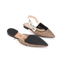 Authentic Second Hand Christian Dior J'adior Dotted Slingback Flats  (PSS-355-00091) - Thumbnail 5