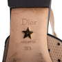 Authentic Second Hand Christian Dior J'adior Dotted Slingback Flats  (PSS-355-00091) - Thumbnail 6