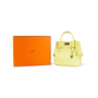 Authentic Second Hand Hermès Swift Toolbox 26 Soufre (PSS-691-00046) - Thumbnail 10