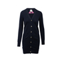 Authentic Second Hand Chanel Cashmere Long Cardigan (PSS-990-00307) - Thumbnail 0