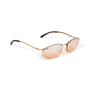 Authentic Second Hand Céline Oval Sunglasses (PSS-A13-00002) - Thumbnail 2
