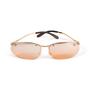 Authentic Second Hand Céline Oval Sunglasses (PSS-A13-00002) - Thumbnail 0