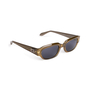 Authentic Second Hand Gucci Rectangle Acetate Sunglasses (PSS-A13-00006) - Thumbnail 2