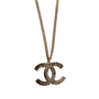 Authentic Second Hand Chanel 2011 Cruise CC Logo Necklace (PSS-A19-00036) - Thumbnail 2