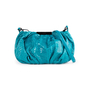 Authentic Second Hand Ling Wu Bubble 12 Python Bag (PSS-056-00043) - Thumbnail 0