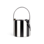 Authentic Second Hand Staud Bissett Stripe Bucket Bag (PSS-A19-00043) - Thumbnail 0