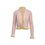 Authentic Second Hand Chanel Pom Pom Cashmere Cardigan (PSS-575-00104) - Thumbnail 0