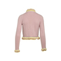 Authentic Second Hand Chanel Pom Pom Cashmere Cardigan (PSS-575-00104) - Thumbnail 1