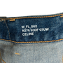 Authentic Second Hand Céline Jane Flared Jeans (PSS-A29-00004) - Thumbnail 2