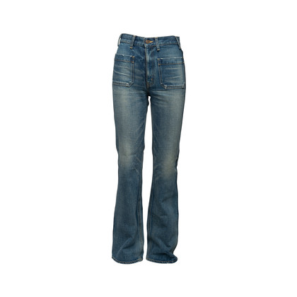 Authentic Second Hand Céline Jane Flared Jeans (PSS-A29-00004)