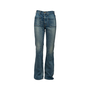 Authentic Second Hand Céline Jane Flared Jeans (PSS-A29-00004) - Thumbnail 0