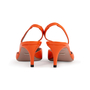 Authentic Second Hand Gucci Studded Slingback Sandals (PSS-A23-00010) - Thumbnail 2