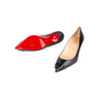 Authentic Second Hand Christian Louboutin Geo Spike Pumps (PSS-A23-00020) - Thumbnail 5