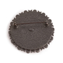 Authentic Second Hand Chanel Camellia Button Brooch  (PSS-852-00032) - Thumbnail 1