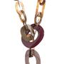 Authentic Second Hand Hermès Duncan Necklace (PSS-852-00035) - Thumbnail 1