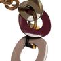 Authentic Second Hand Hermès Duncan Necklace (PSS-852-00035) - Thumbnail 3