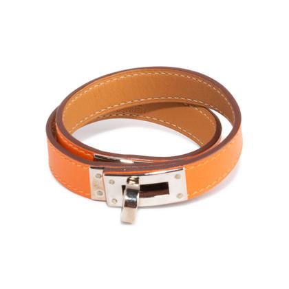 Authentic Second Hand Hermès Kelly Double Tour Bracelet (PSS-852-00036)