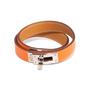 Authentic Second Hand Hermès Kelly Double Tour Bracelet (PSS-852-00036) - Thumbnail 0