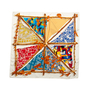 Authentic Second Hand Hermès Le Robinson Chic 90 Scarf (PSS-852-00038) - Thumbnail 1