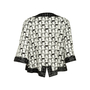 Authentic Second Hand Chanel Abstract Jacquard Jacket (PSS-852-00039) - Thumbnail 1
