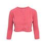 Authentic Second Hand Chanel Cropped Cashmere Cardigan (PSS-990-00358) - Thumbnail 0