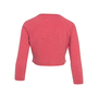 Authentic Second Hand Chanel Cropped Cashmere Cardigan (PSS-990-00358) - Thumbnail 1