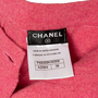 Authentic Second Hand Chanel Cropped Cashmere Cardigan (PSS-990-00358) - Thumbnail 2