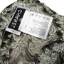 Authentic Second Hand Chanel Floral Silk Top with Shawl (PSS-990-00360) - Thumbnail 5