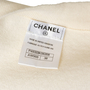 Authentic Second Hand Chanel Cropped Cashmere Cardigan (PSS-990-00361) - Thumbnail 2