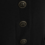 Authentic Second Hand Chanel Spring 2019 Logo Button Long Jacket  (PSS-990-00362) - Thumbnail 2