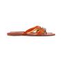 Authentic Second Hand Hermès Corfou Flats (PSS-515-00388) - Thumbnail 1