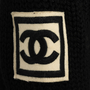 Authentic Second Hand Chanel Fall Winter 2008 Snowflake Sweater (PSS-515-00417) - Thumbnail 2