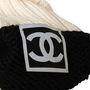Authentic Second Hand Chanel Fall Winter 2008 Snowflake Sweater (PSS-515-00417) - Thumbnail 3