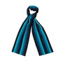 Authentic Second Hand Gucci Knit Striped Scarf (PSS-515-00432) - Thumbnail 0