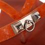 Authentic Second Hand Hermès Corfou Flats (PSS-515-00388) - Thumbnail 7