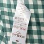 Authentic Second Hand Louis Vuitton Check Print Silk Tie Dress (PSS-990-00389) - Thumbnail 3