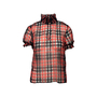 Authentic Second Hand Chanel Sheer Plaid Blouse  (PSS-990-00400) - Thumbnail 0