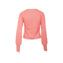 Authentic Second Hand Chanel Puff Sleeve Zip Sweater (PSS-990-00403) - Thumbnail 1