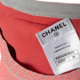 Authentic Second Hand Chanel Puff Sleeve Zip Sweater (PSS-990-00403) - Thumbnail 4