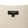 Authentic Second Hand Chanel Anchor Button Sweater (PSS-990-00404) - Thumbnail 2