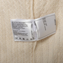 Authentic Second Hand Chanel Anchor Button Sweater (PSS-990-00404) - Thumbnail 3