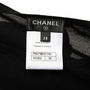 Authentic Second Hand Chanel Clover Leaf Knit Top (PSS-990-00405) - Thumbnail 2