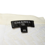 Authentic Second Hand Chanel Striped Woven Airlines Top (PSS-990-00409) - Thumbnail 2